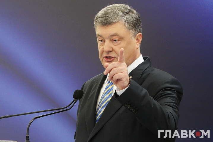 Андрій Портнов хоче помститися Петру Порошенку?