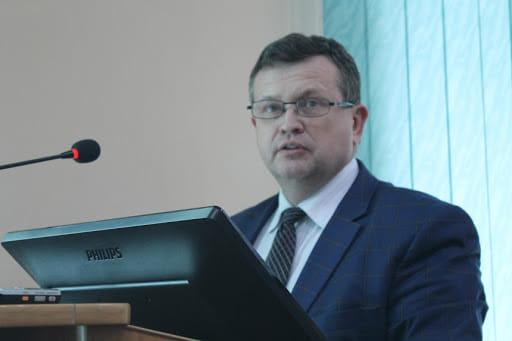 начальник Департаменту охорони здоров'я Івано-Франківської ОДА Володимир Чемний