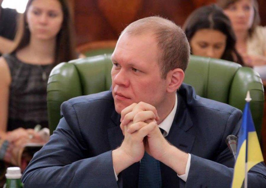 Народний депутат Денис Дзензерський