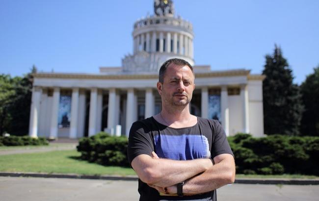 Максим Бахматов. Фото: rbc.ua