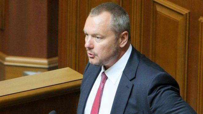 Андрій Артеменко. (Фото: BBC)