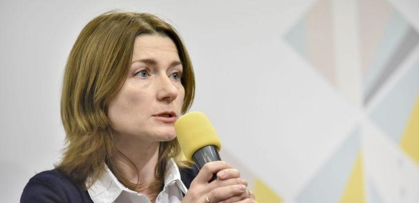 Начальник наукового відділу Українського інституту національної пам'яті Вікторія Яременко