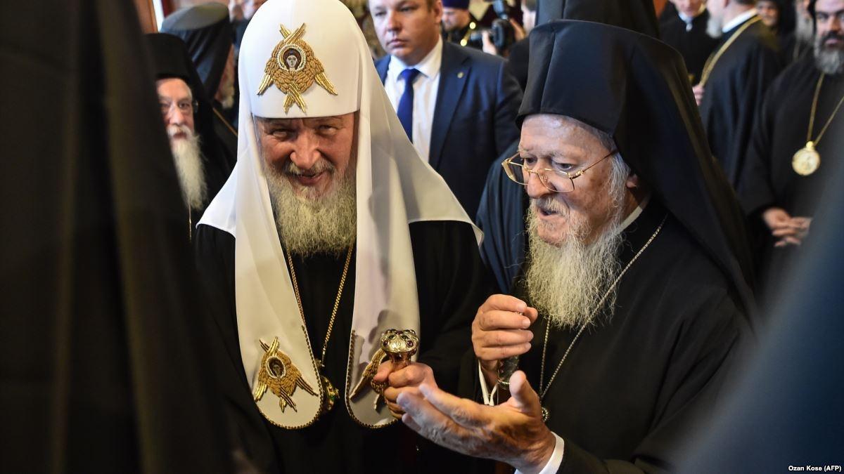 патріарх Кирило відвідував Константинополь. Чому йому не вдалося переконати Вселенського патріарха