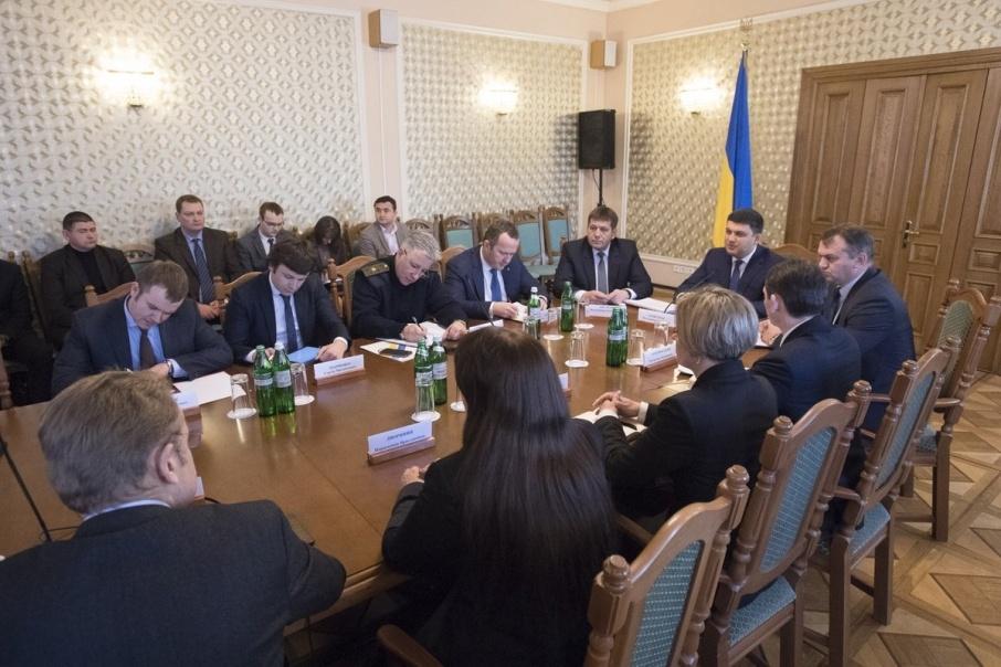 Засідання комісії з надзвичайних ситуацій ЛОДА