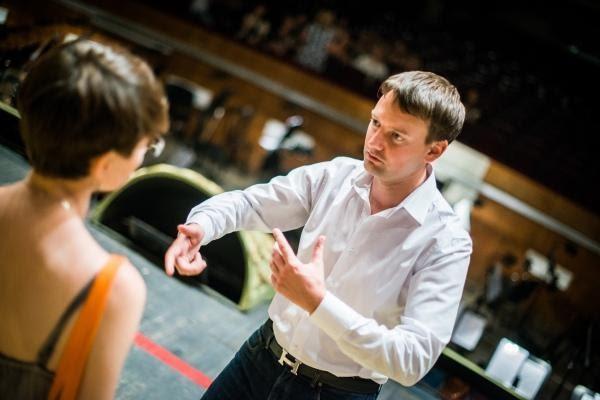 Син легендарного батька – Анатолій Солов'яненко нині очолює Національну оперу