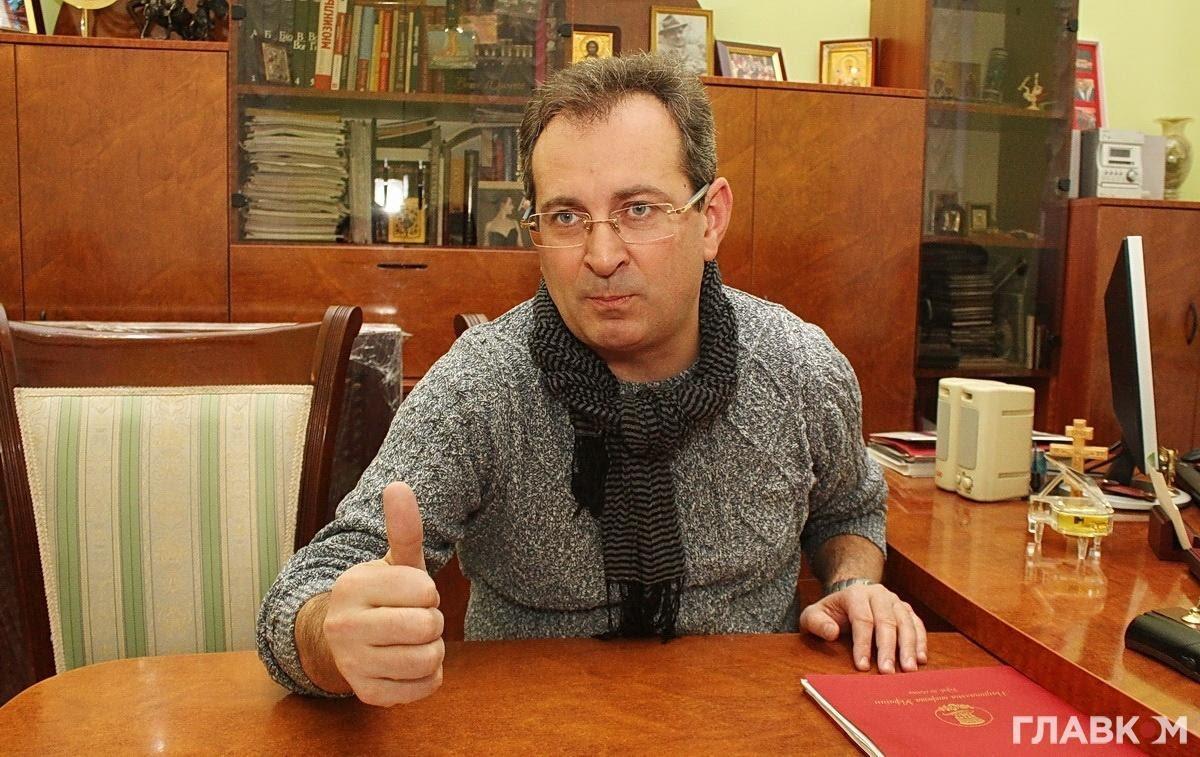 У 2016 році Богдан Струтинський очолив Національну спілку театральних діячів України
