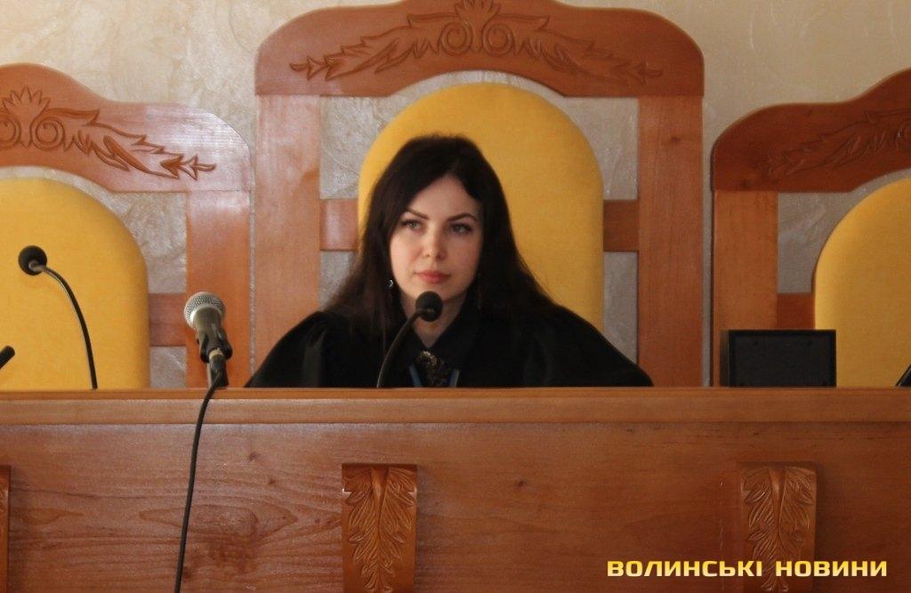 Дружина Олега Корецького Вікторія з 2009 року працює суддею Ківерцівського райсуду у Волинській області