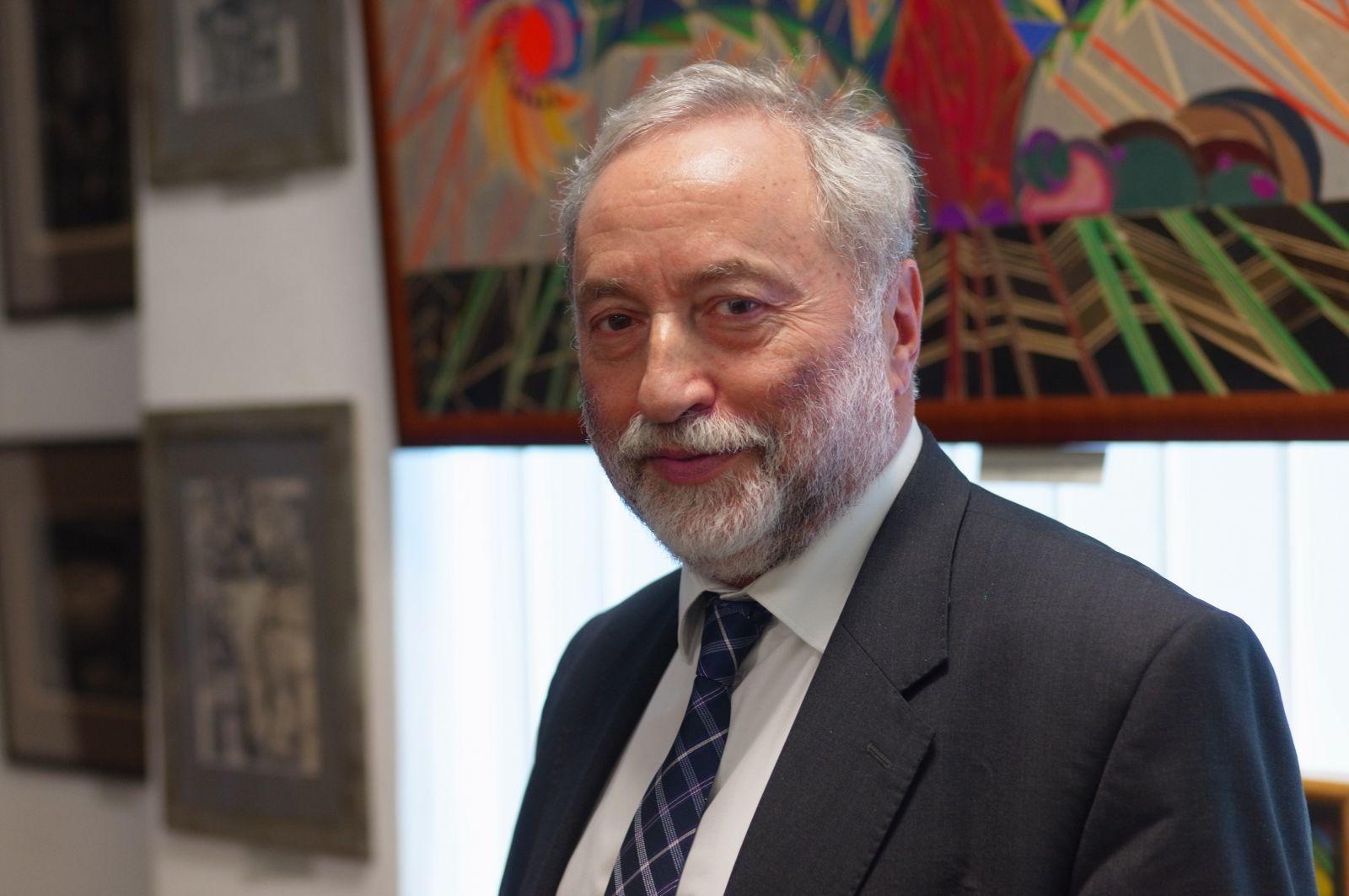 Один із лідерів групи «Першого грудня» Йосиф Зісельс