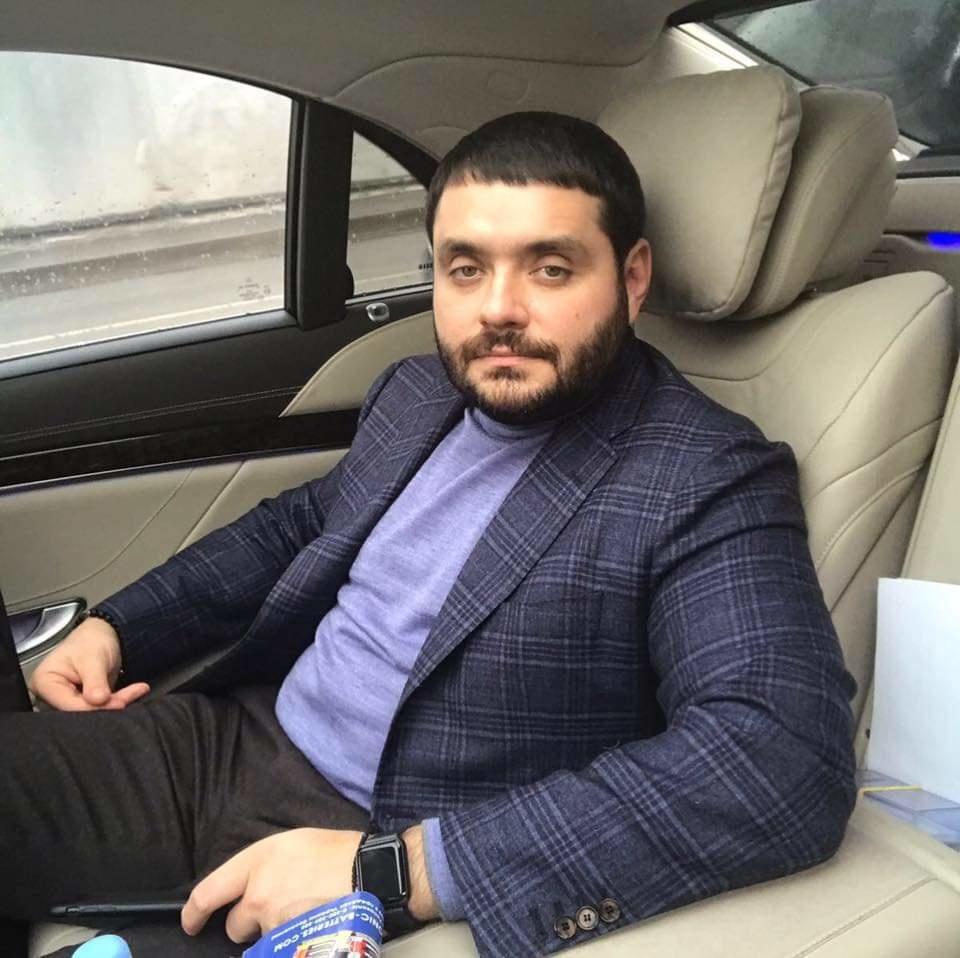 Один із синів вбитого донецького бізнесмена Євгена Щербаня Руслан відмовився від зйомок у фільмі Спадкоємець