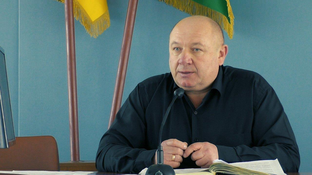 Міський голова Радомишля Володимир Тетерський