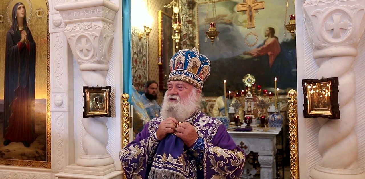 Митрополит УПЦ МП Софроній