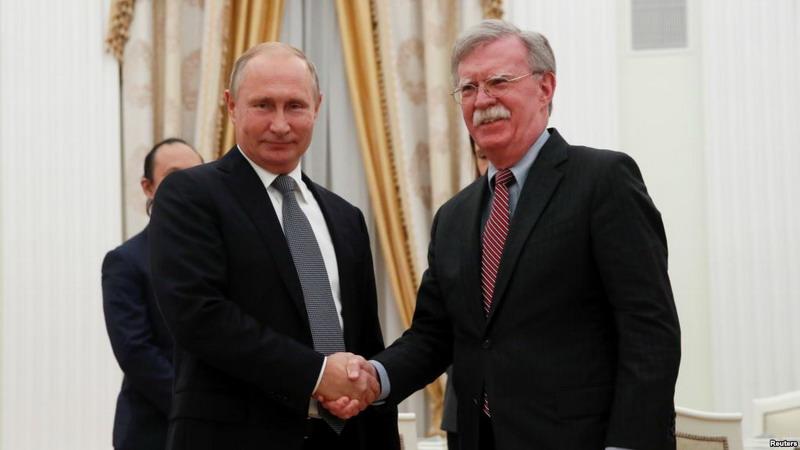 Перед кавказьким турне Болтон завітав до Москви
