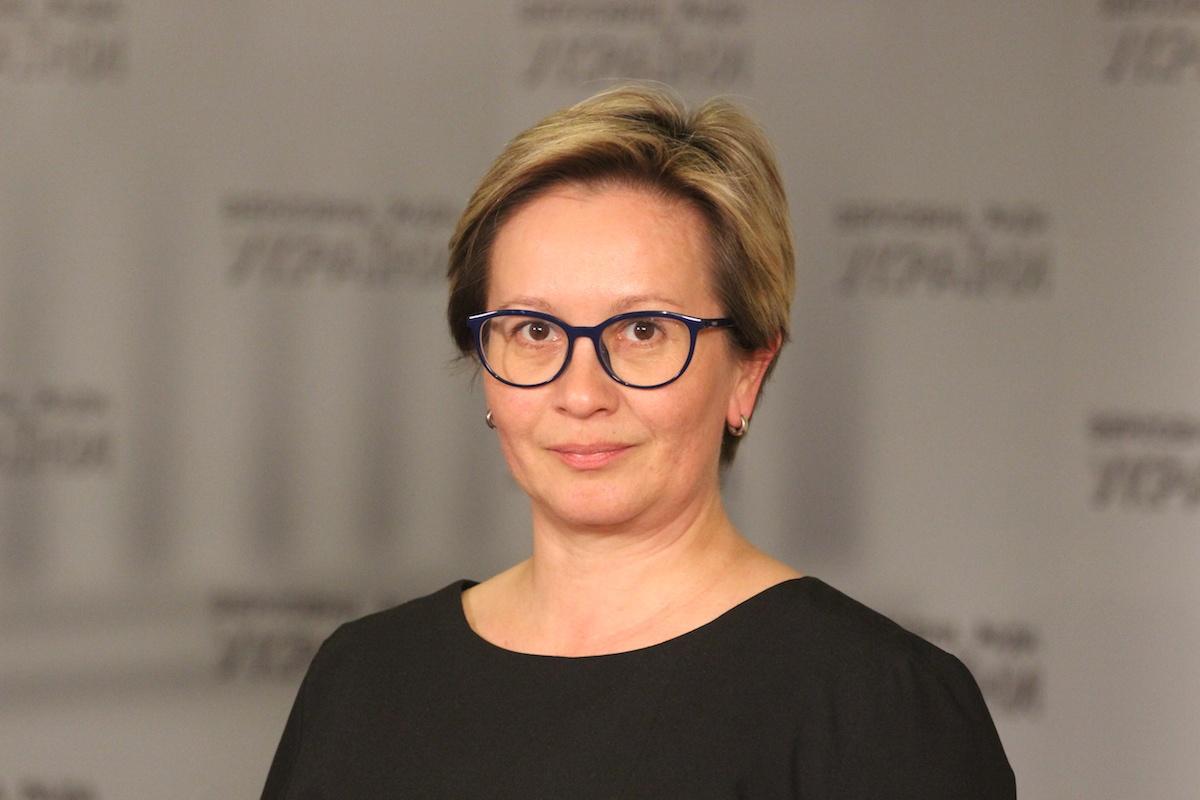 Автор закону про мову Ірина Подоляк: