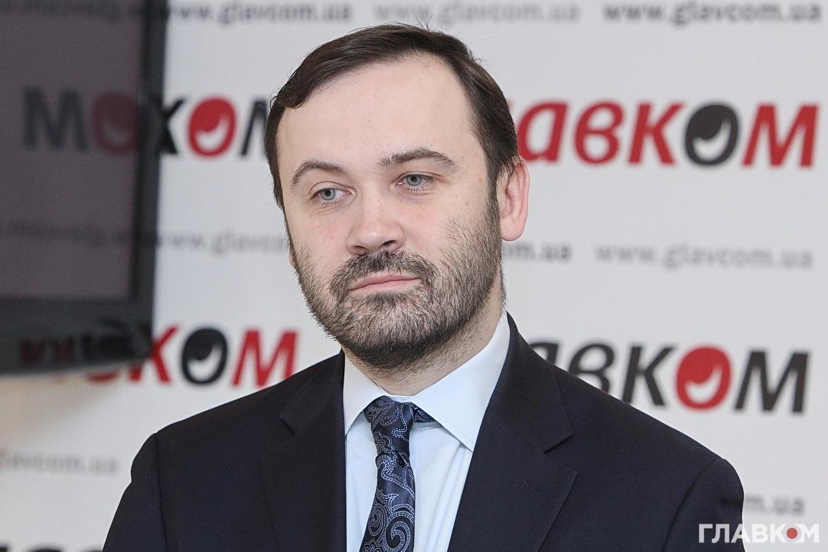 Колишній депутат Державної думи РФ Ілля Пономарьов