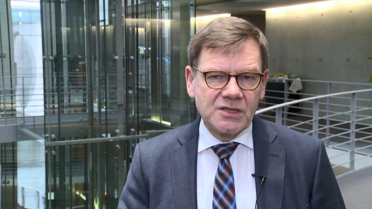 Заступник фракції ХДС/ХСС у Бундестазі Йоханн Давид Вадепфуль: «Захід наразі перебуває у стані геостратегічної конкуренції з Росією за Україну»