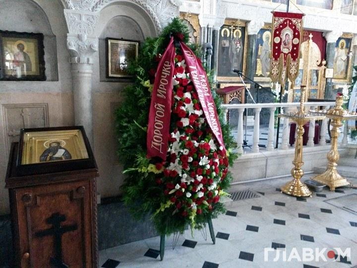 Ірину Бережну поховають накиївському кладовищі,— ЗМІ