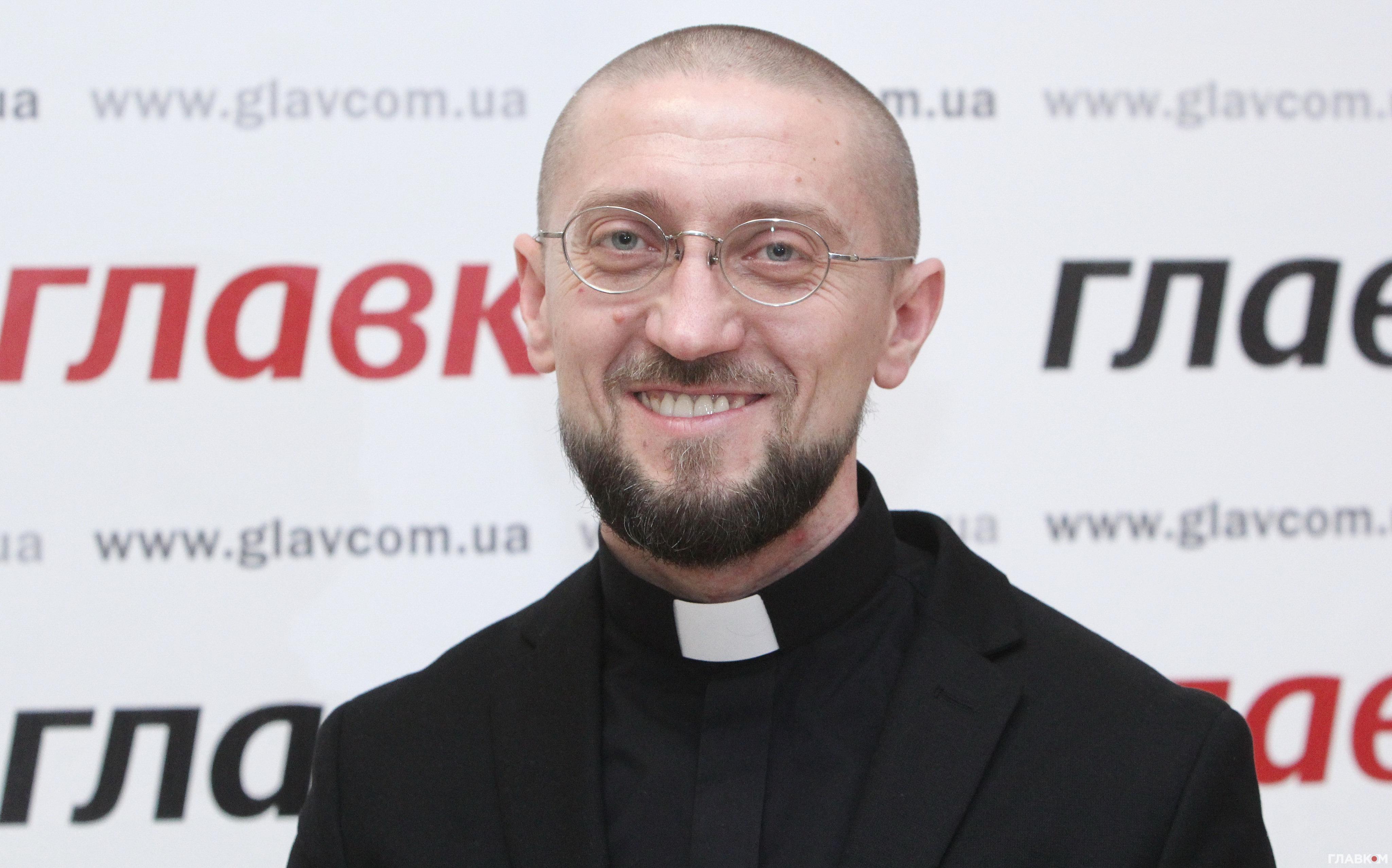 Андрій Зелінський, капелан УГКЦ