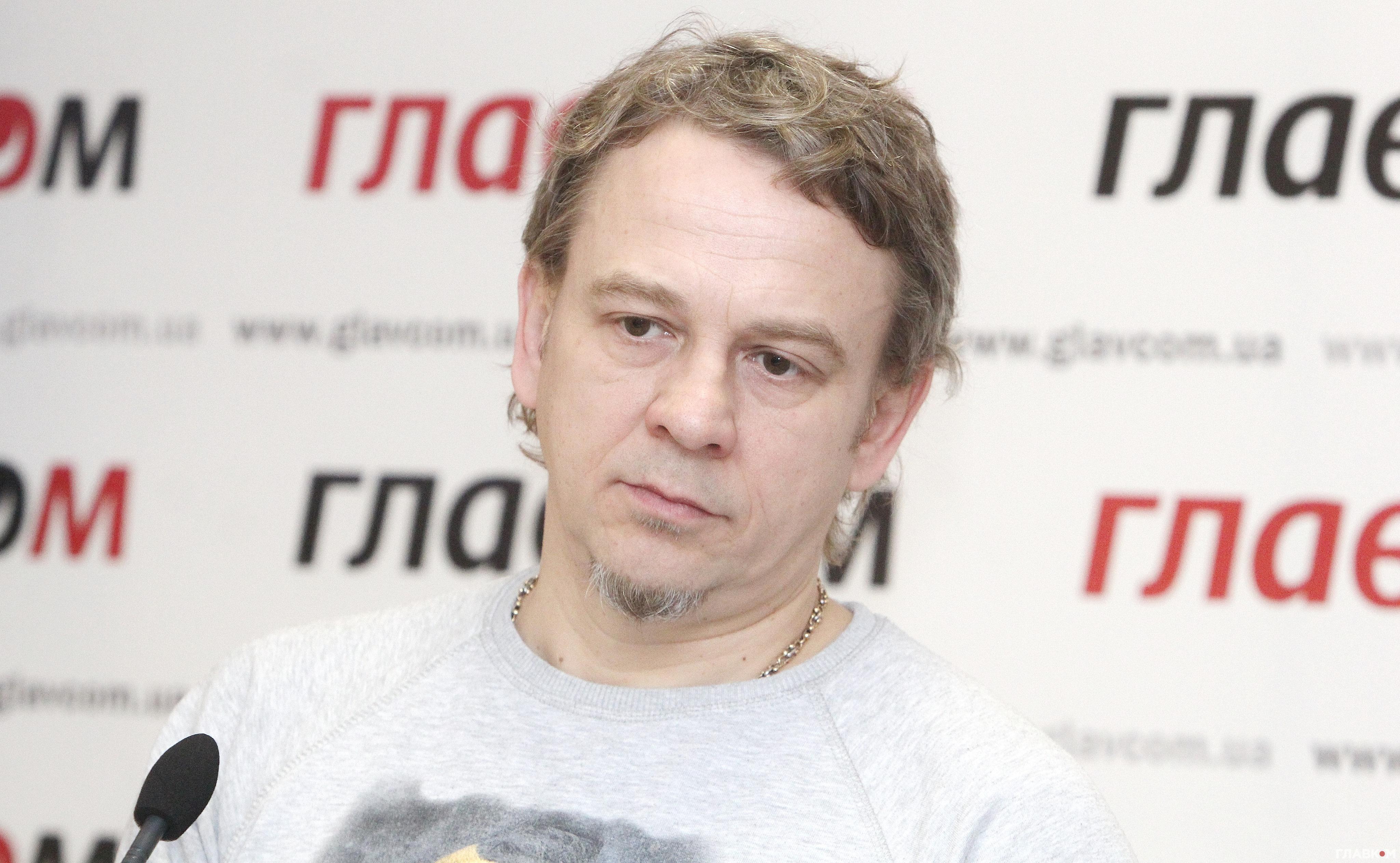 Олександр Фоззі Сидоренко, учасник гурту ТНМК