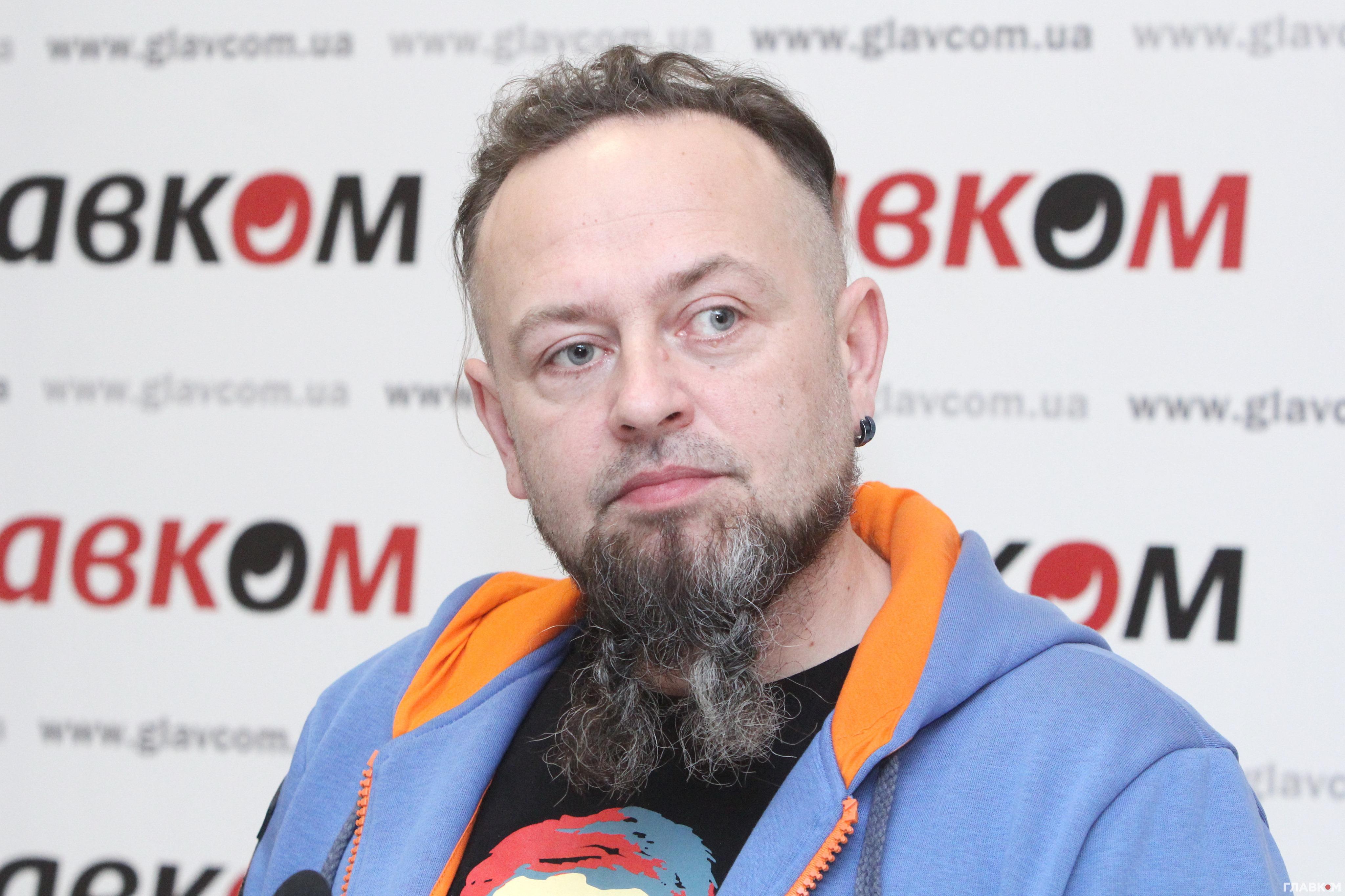 Руслан Горовий, письменник, керівник проектів ВГО «Магнолія»