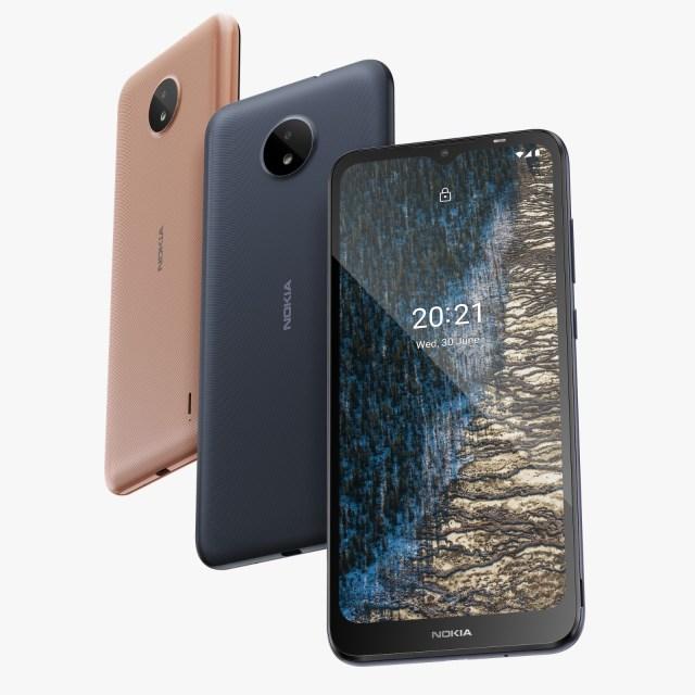 Nokia C10 і C20