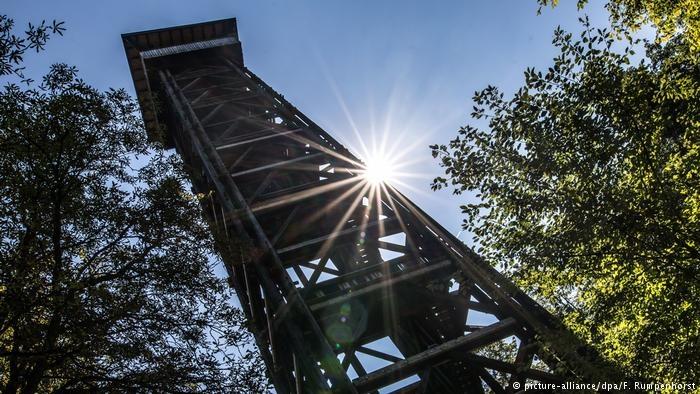 У Німеччині пожежа знищила знамениту вежу Гете