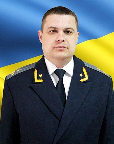 Прокурор Олександр Попеско. Фото з відкритих джерел