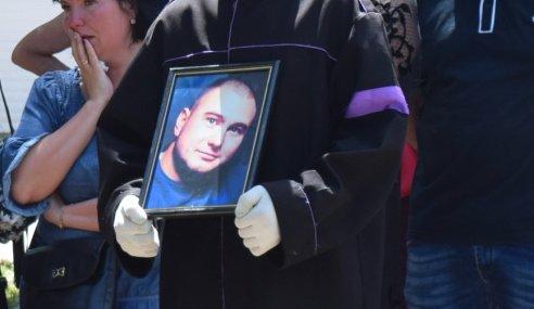 Загиблий мешканець Одеси Іван Кузнецов. Фото з відкритих джерел