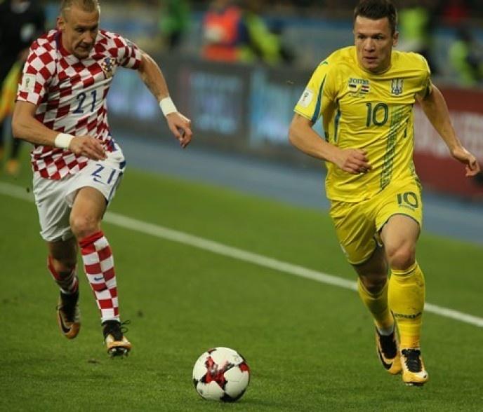 Під час матчу між збірними України і Хорватії помер чоловік— ЗМІ