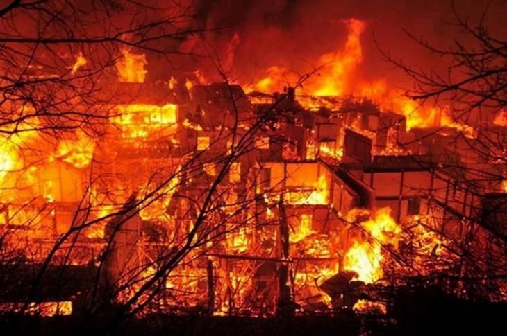 будет картинки пожаров в городе всецело