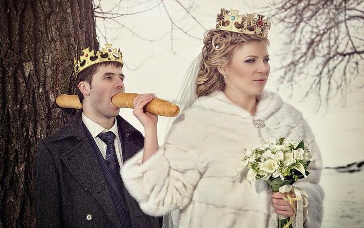 Картинки невеста смешные
