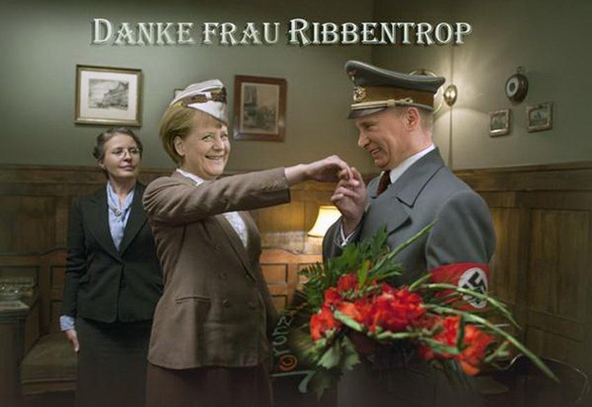 Путин и Меркель обсудили ситуацию в Украине - Цензор.НЕТ 7691