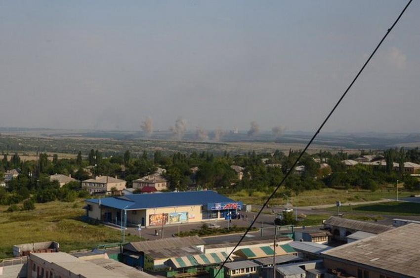 Донецкая область п залесное фото про рекламу