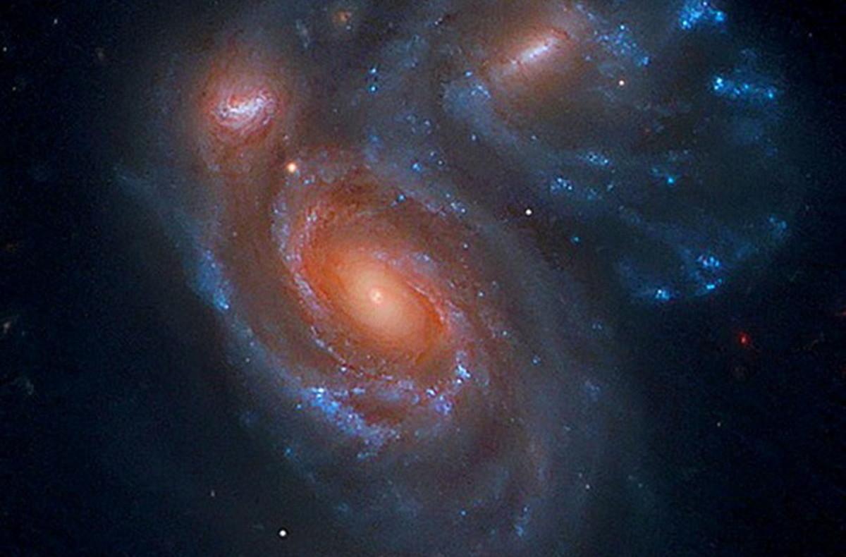 фото всех галактик с телескопа хаббл подарит радость веселье