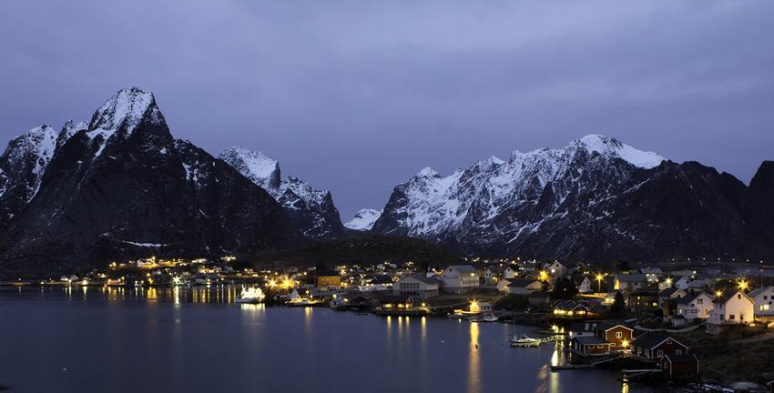 Красота Норвегии