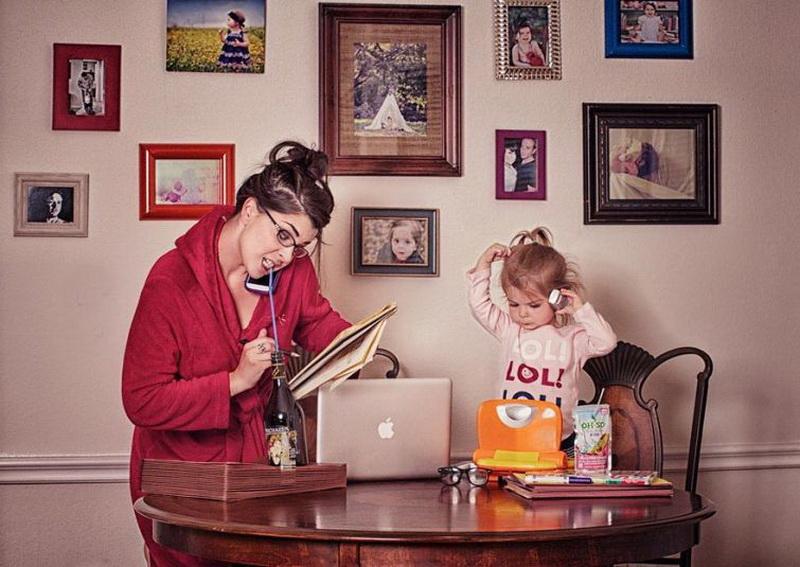 Поздравление днем, картинки мама смешные