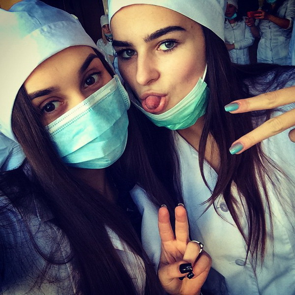фото врачей девушек.