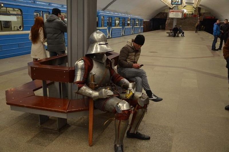 Картинки прикольные про метро, юбилеи