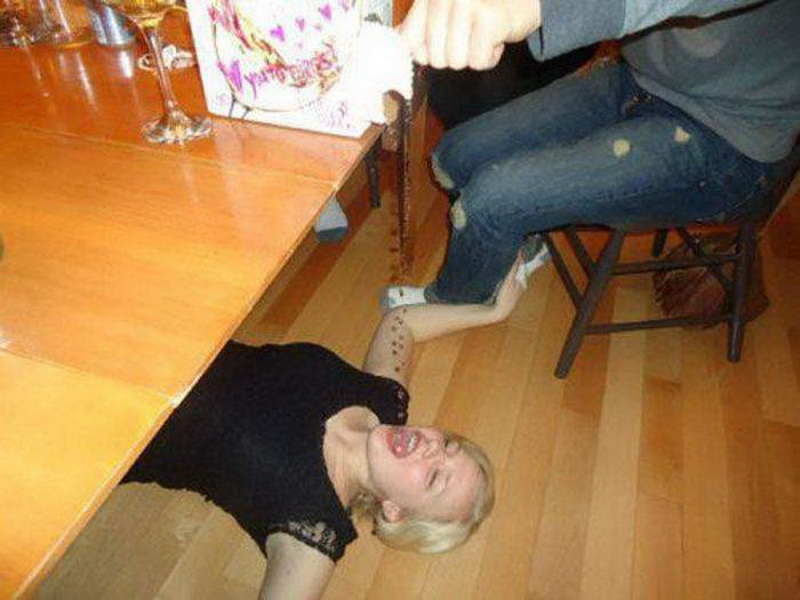 Пьяный день студента — photo 9