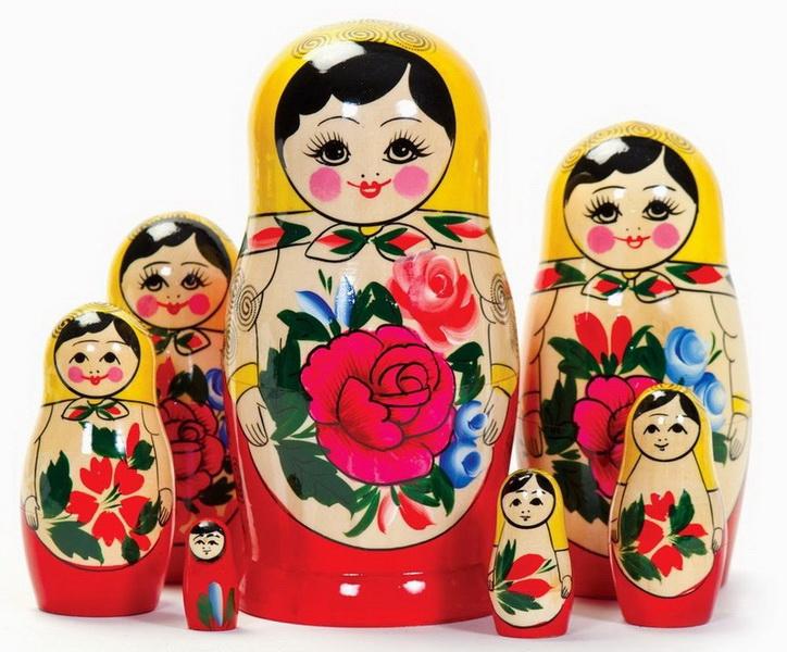 какие сувениры можно купить в россии