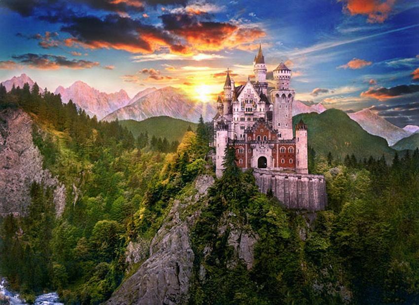 них фотографии замков мира чемпион садулаев