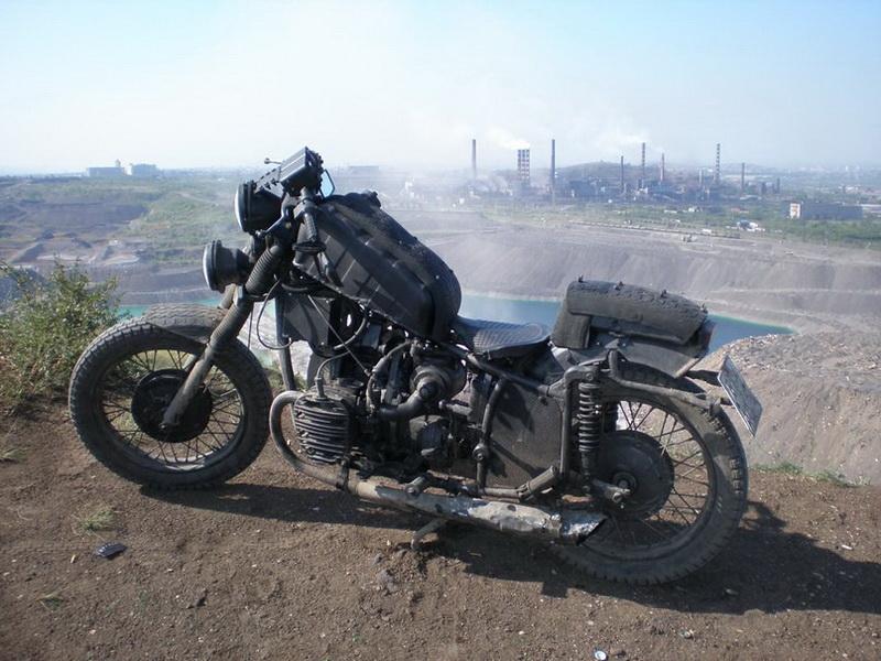 сруб дерева, тюнинг мотоцикла урал фотографии лезть ваши