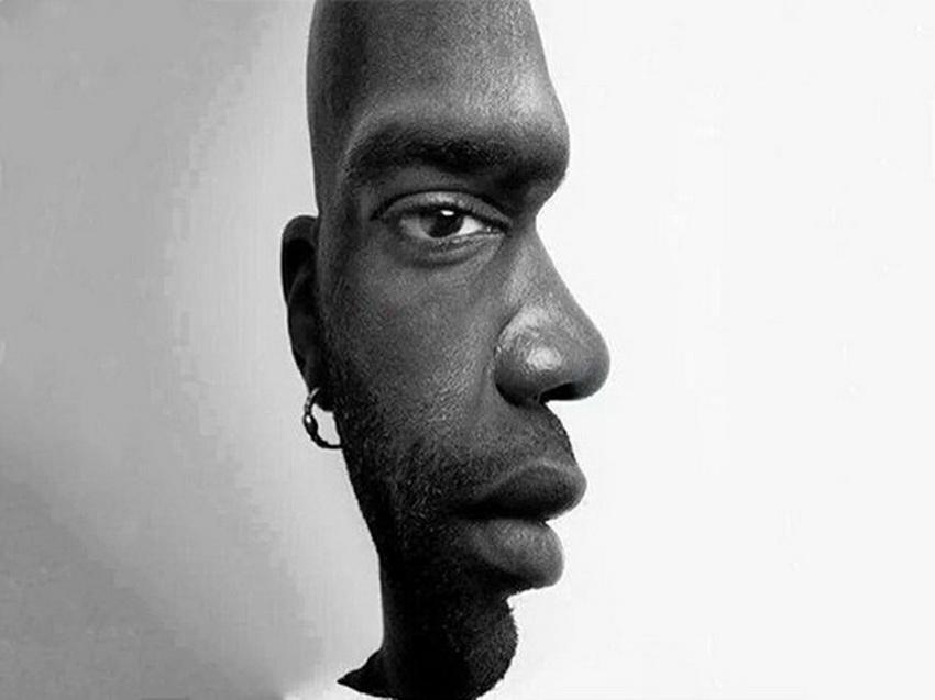 Прикольные картинки обмана зрения