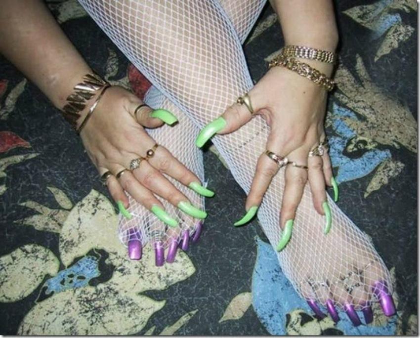 женские ногти прикольный фото пока