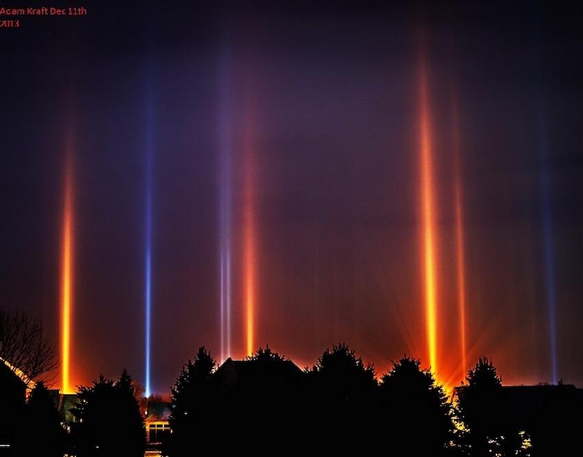 фото природных световых эффектов памятники некоторой