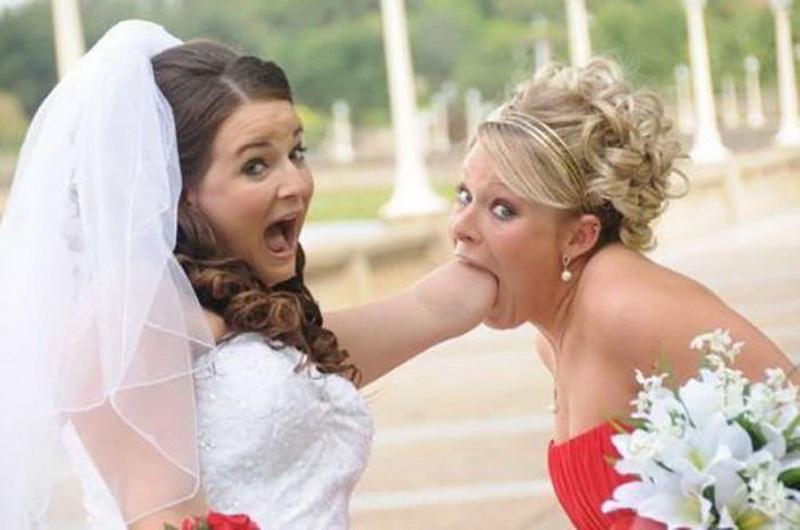 Что вытворяют на свадьбах фото — pic 11