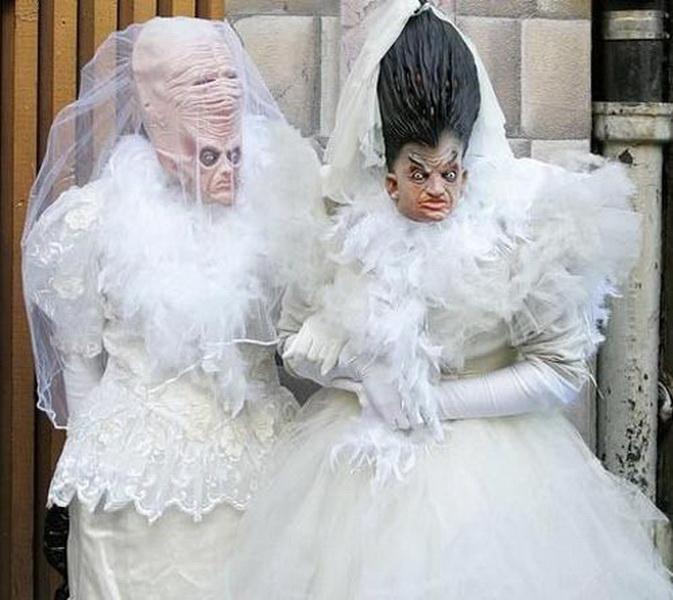 Платья свадебные смешные картинки, марта