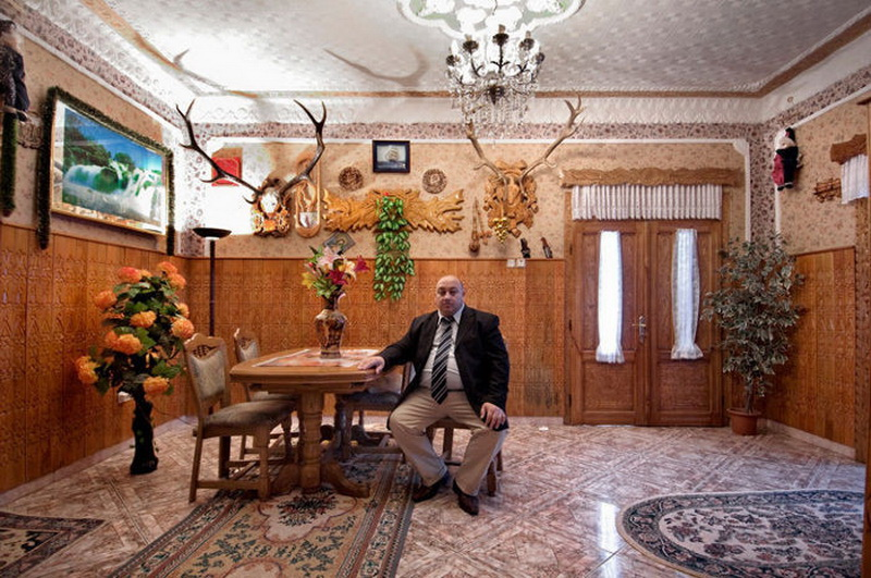 дома богатых цыган фото воли можно