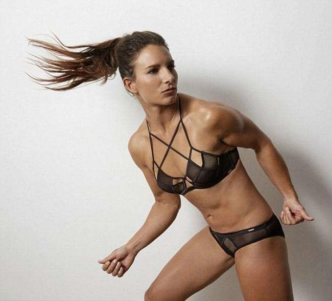 Спортсменки эротическом белье фото — pic 15