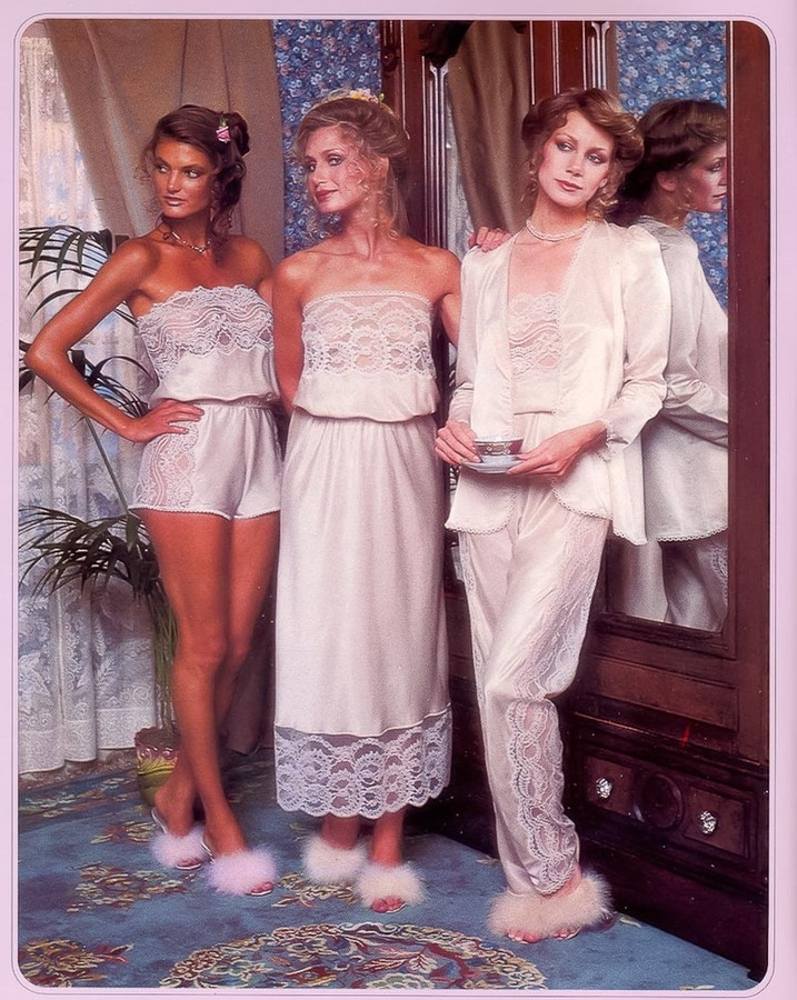 Как выглядел каталог знаменитого белья «Victoria's Secret» в 1979 году
