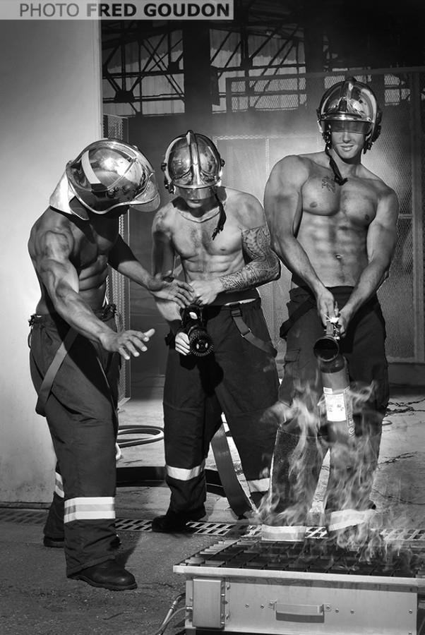 французские пожарные фото пойдем